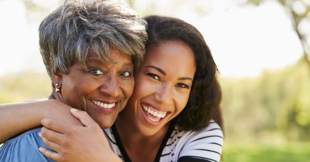 Older Women & Younger Women 1