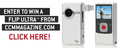 Enter to Win a FLIP Ultra™ from CCMmagazine.com!