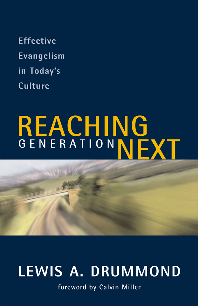 <i><b>Reaching Generation Next</b></i>