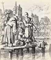 Elizabeth Dirks Drowned as Anabaptist