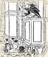 Savonarola's Interrogation and Sentence