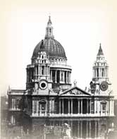 1st Stone of St. Paul's, London