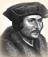 Sir Thomas More's Utopian Head Rolled