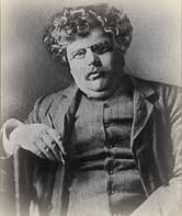 Mr. Chesterton Made His Confession