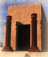 Back from Captivity, Jews Completed New Temple