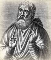 Death of Justin Martyr
