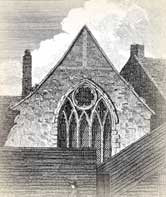 Merton's New Religious House Consecrated