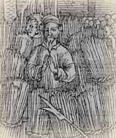 John Frith Burned for Beliefs