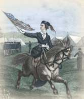 Sister Anthony, Battlefield Heroine