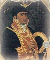 Revolutionary Mexican Priest, Jose Morelos