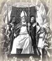 Death of Stalwart Bishop Ambrose