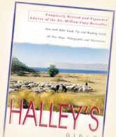 Henry Halley of Halley's Bible Handbook