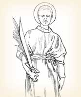 Alban, 1st Martyr in Britain