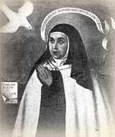 Famous Carmelite, Teresa of Avila