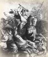 Martel vs. Islam at Tours
