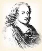 Blaise Pascal's conversion