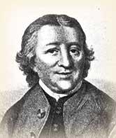 Zinzendorf Ordained Peter Bohler