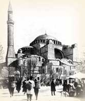 Consecration of Hagia Sophia