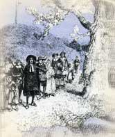 who were the puritans and what did they believe