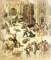 Huguenots: History and Massacre