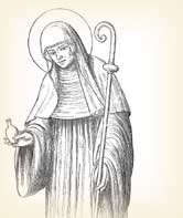 Walburga, Foremost German Abbess