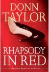 Good Plot Twists Color <i>Rhapsody in Red</i>