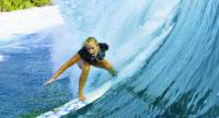 Surfer Bethany Hamilton Inspires on <i>Extreme Makeover:  Home Edition</i>