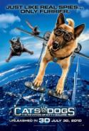 <i>Cats & Dogs:  The Revenge of Kitty Galore</i> Should've Gone Straight to Video