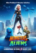 "Action-Packed ""Monsters Vs. Aliens"" Offers Plenty of Laughs"