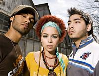 Group 1 Crew:  Dream Chasers