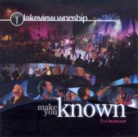 Contemporary Worship Flows on <i>Make You Known</i>