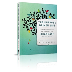 The Purpose Driven Life Graduate Edition, Hardback Devotional