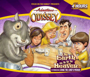 Adventures in Odyssey #17 On Earth As It Is In Heaven