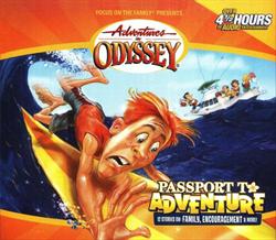 Adventures in Odyssey® #19: Passport to Adventure