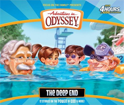 Adventures in Odyssey® #55: The Deep End