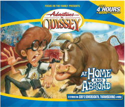 Adventures in Odyssey Album #12: At Home and Abroad