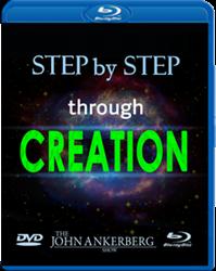 Step by Step through Creation