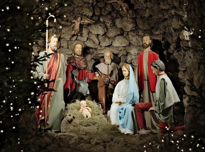 Dibujos De Navidad Del Nacimiento De Jesus.12 Oraciones De Navidad Para Recordar Y Celebrar El