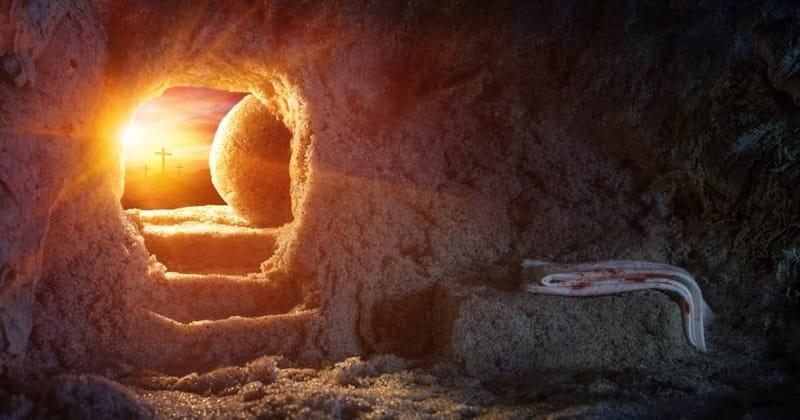 La resurección de Jesús - Historia de la Biblia