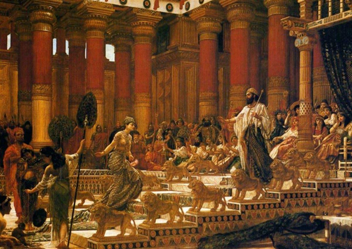La sabiduría y juicio del rey Salomón - Historia de la Biblia
