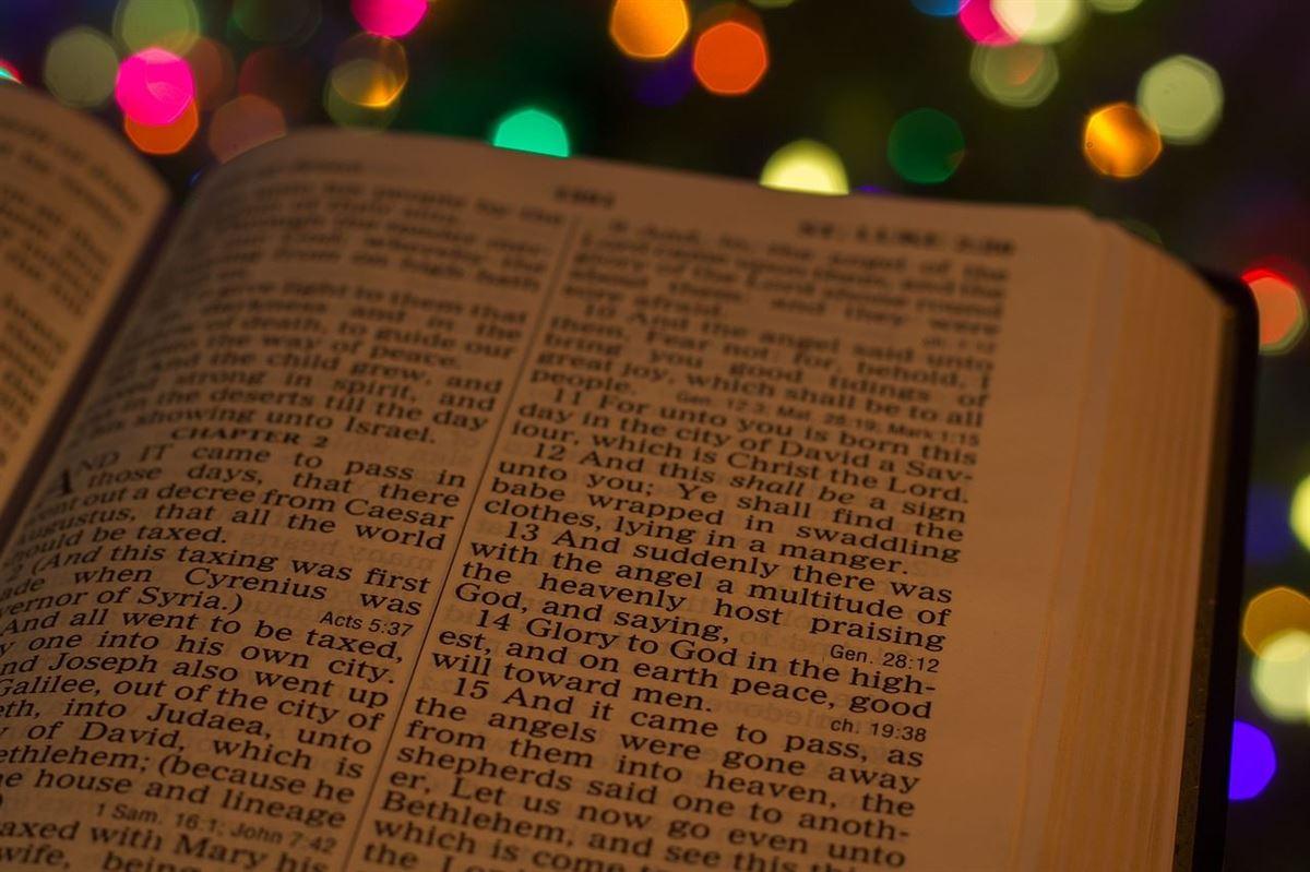20 Versículos Hermosos De La Biblia De Navidad Para Reflexionar Y Meditar