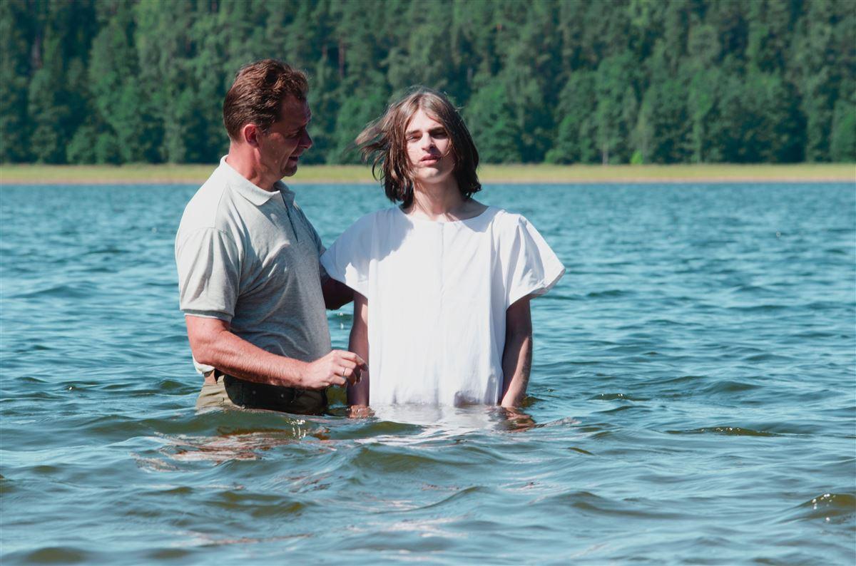¿Tienes que estar bautizado para ir al cielo?