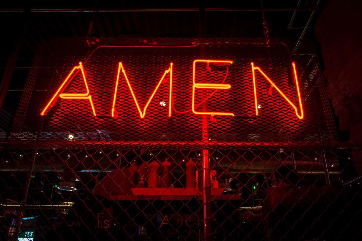 """Qué significa """"Amén"""" y por qué lo decimos"""