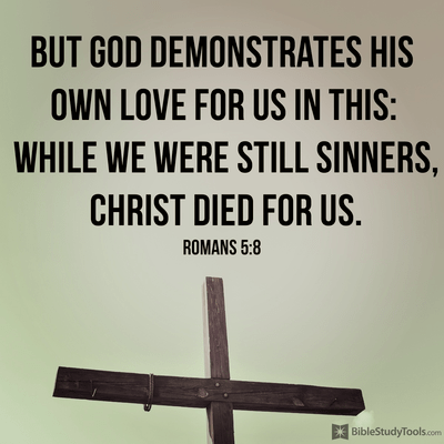 even though we were sinners