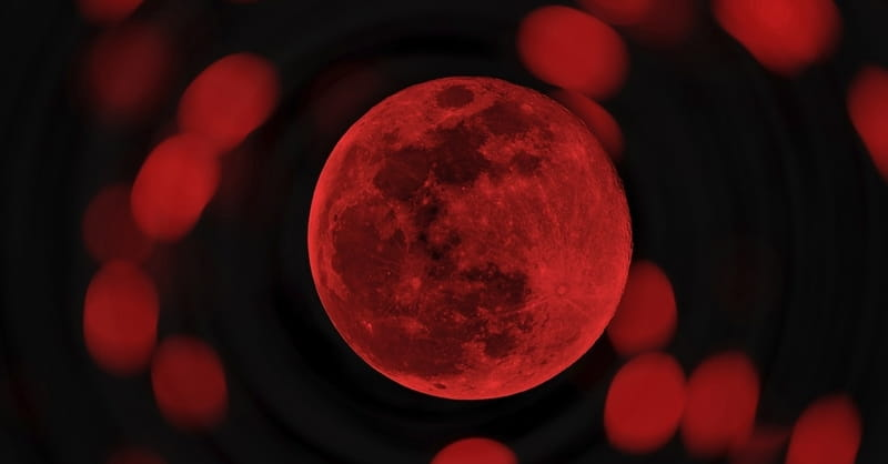 Blood Moons and the End of the World