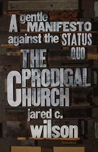Prodigal Church Book