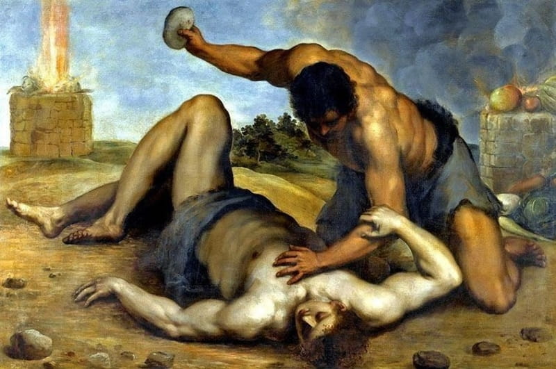 Image result for cain and abel