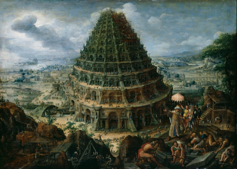 The Tower of Babel - Bible Story Verses & Meaning