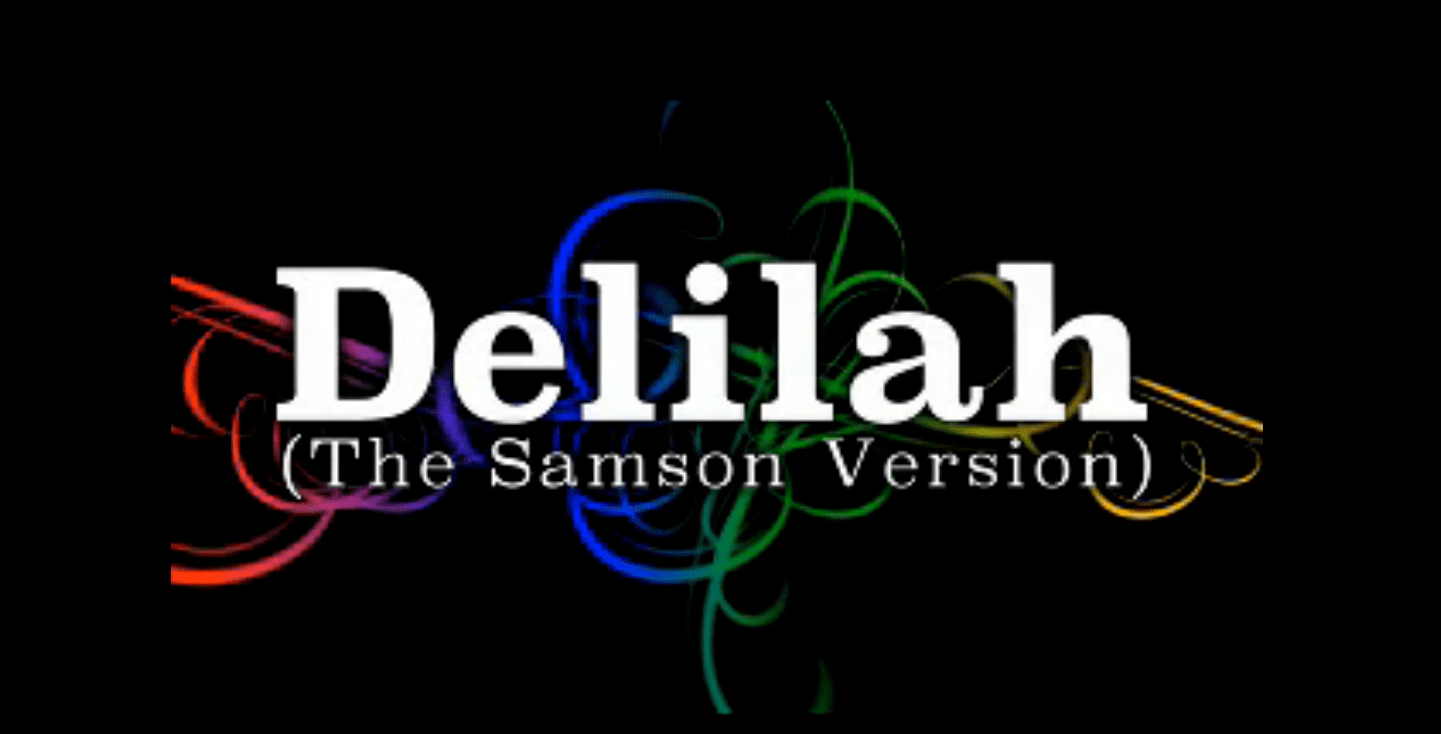 Samson and Delilah - Bible Story Verses & Meaning