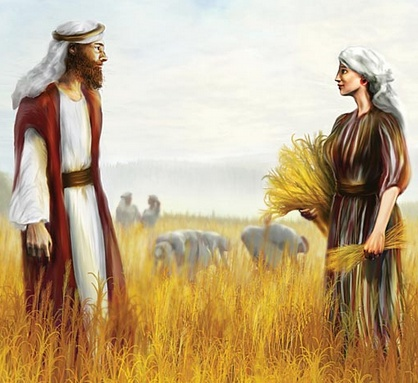Ruth And Naomi Bible Story Verses Meaning